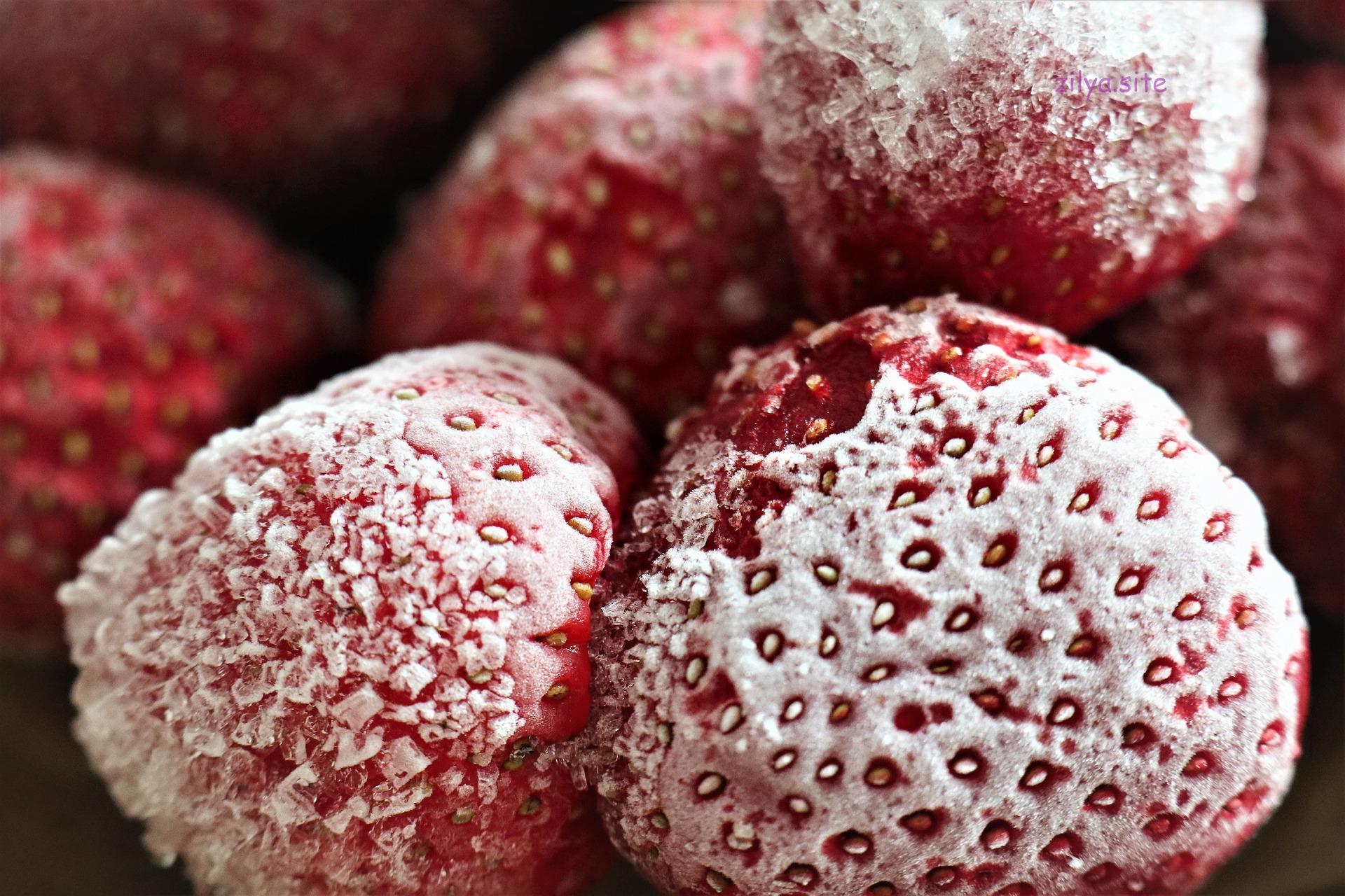 Как сохранить клубнику без сахара на зиму